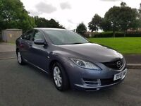 Mazda 6 Hatchback 1.8 TS 2010 - 1 Lady Owner - **LOW MILEAGE**