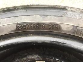 Toyo R37 tyres 225/55 R18 98H