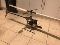 RC HELICOPTER petrol