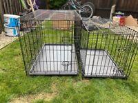 Dog Crate - small & medium/ large