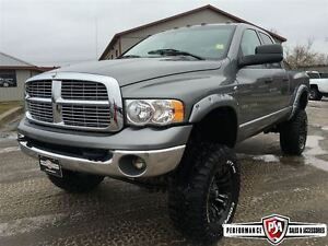 2005 Dodge Ram 3500 ST LIFTED 5.9L CUMMINS DIESEL!!