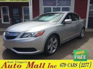 2014 Acura ILX Base/Sunroof/Htd Seats/Alloys