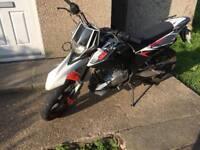 Motorbike sm125