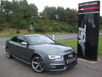 AUDI A5 2.0 TDI 177 Quattro Black Edition (grey) 2013