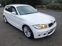 BMW 1 series 116i m sport 2007 hpi clear not focus Astra corsa Honda Civic