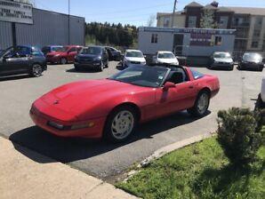1994 Chevrolet Corvette TARGA - Only 79K Miles - WOW!!!