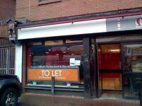Proven Shop Unit at Blackstaff Stop at Blackstaff Mill, Springfield Road, Belfast. Mile to City Hall