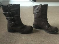 Blowfish kasbah boots. Size 4. As new.