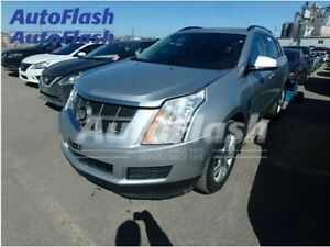 2010 Cadillac SRX AWD Cuir/Leather * Clean * Bas-Kilo! Low-KM!