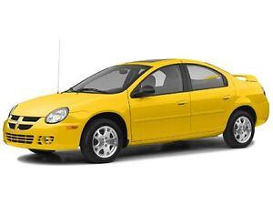 2003 Dodge SX 2.0 Sport