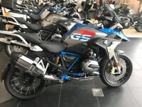 2017 BMW R1200GS RALLYE (PERFECT CONDITION)