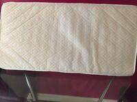 Cot bed matress