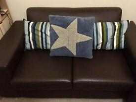 2 x 2 Seater Sofas for Sale!