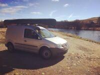 VW Caddy Camper 1.9tdi