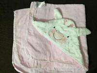 Baby Hooded Towel - Brand New