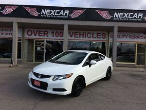 2012 Honda Civic LX C0UPE 5 SPEED A/C CRUISE 83K