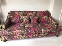 Multiyork Long Island 3 seater sofa, 2 armchairs