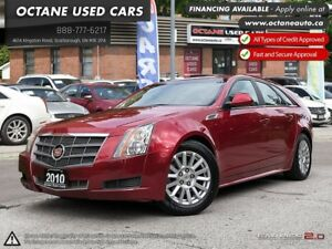 2010 Cadillac CTS 3.0L ONE OWNER! ACCIDENT FREE!