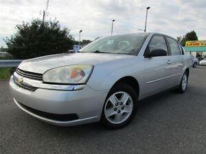 2005 Chevrolet Malibu LS A/C TOIT  LE PLUS BAS PRIX GARANTIE!!