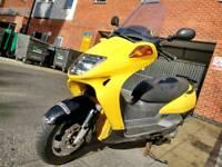 Honda Foresight FES 250cc scooter