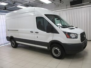 "2017 Ford Transit T250  HIGH ROOF 148"""" WB CARGO VAN 2PASS"