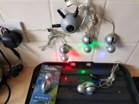 Marina micro LED light bundle, fish tank