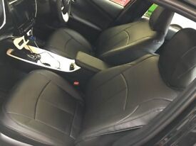 LEATHER SEATCOVERS FOR MERCEDES C CLASS C180 C200 C220 FORD FOCUS FORD MONDEO SKODA SUPERB