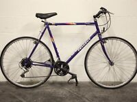 "Classic PEUGEOT PRINCETON Racing Road Town Bike - 23.5"" Frame - Restored Vintage 90s"