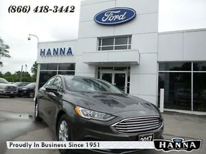 2017 Ford Fusion *NEW* S *100A* FWD 2.5L I4 GAS