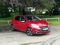 Peugeot, 208, Hatchback, 2017, Manual, 1199 (cc), 5 doors