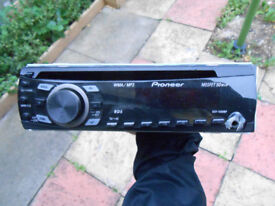 Pioneer Car Stereo CD Player Radio with AUX-in