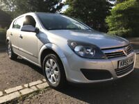 VERY RARE AUTOMATIC, 2006 VAUXHALL ASTRA CLUB 1.8, 5dr, 3 OWNERS, FULL SERVICE HIST, EXCELLENT MOT