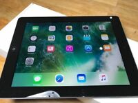IPAD 4, 16GB, Wi-Fi, RETINA DISPLAY, CASE