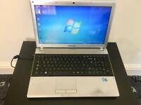 i3 4GB Ram Fast Samsung HD Laptop 320GB,Window7,Microsoft office,Ready,Excellent condition