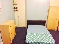 *** BIG double room freshly painted , garden, 2 bathrooms *** RPR