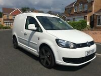 2011 Volkswagen Caddy TDI 102BHP Edition R NO VAT
