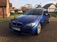 BMW 318i M Sport e90 Saloon Petrol Manual Mint Condition 2 Keys 1 Owner Ready to drive away today