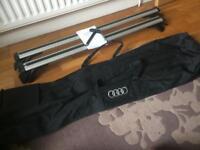 Genuine Audi A3 roof bars