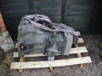 IVECO 75E15 5 SPEED GEARBOX £250 good working low milage box.
