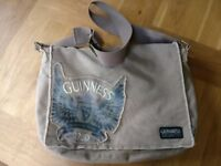 Guinness messenger bag