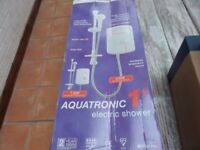 Wickes aquarius plus electric shower 8.5 kw