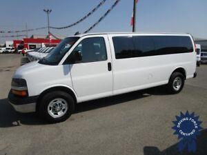 "2016 Chevrolet Express 3500 LT 155"" WB 15 Passenger Van"
