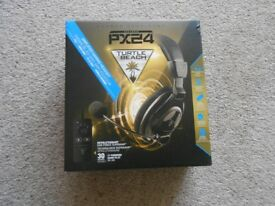 Turtle beach PX24 headset Brand new