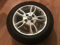 Ford Fiesta Alloy wheel 195-55-R15