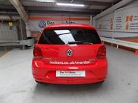 Volkswagen Polo MATCH EDITION (red) 2017-03-23