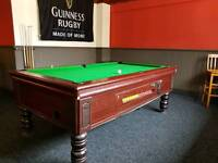 Coin operated pool TABLE.. . SUPREME...