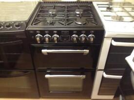 Stoves Black gas cooker