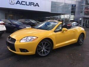 2011 Mitsubishi Eclipse SPYDER GS | ONLY95000KMS | 5SPEED | NOAC