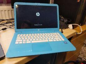 HP Stream 14ax050sa 4GB / 32GB / Intel Celeron / 2x SS USB's Notebook (open to offers)