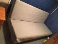 Sofa bed convertible Beddinge IKEA